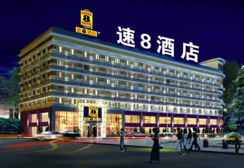 速8酒店成都龙泉驿锦上时代店无线覆盖完工