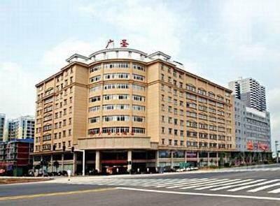 长沙广圣大酒店无线WIFI全覆盖选安网