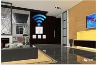安网→巧用入墙式无线AP,WiFi信号处处达!